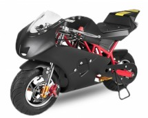 Pocket Bike Rocket Sport PS50 49cc Noir