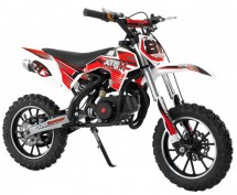 Pocket Cross Racing 50cc 2T Rouge