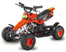 Pocket quad 49cc Sios deluxe 4