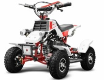 Pocket Quad 50cc Quadro Rouge
