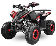 Quad 125cc automatique Rizzo RS7 rouge