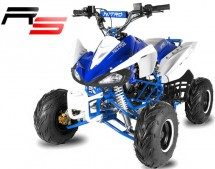 Quad automatique Speedy RG RS 125cc 4 temps Bleu