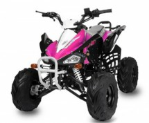 Quad automatique Speedy RG RS 125cc 4 temps Rose