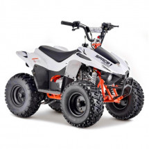 Quad enfant 70cc Kayo Space 1 KD70 blanc 7