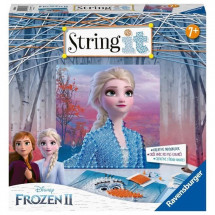 RAVENSBURGER - String It midi: La Reine des Neiges 2