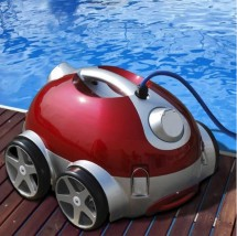 Robot piscine Water'Clip Lunor