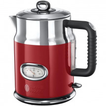RUSSELL HOBBS 21670-70 - Bouilloire Retro - 1,7 L - 2400 W - Rouge