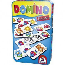 SCHMIDT AND SPIELE Jeu de poche - Domino Junior