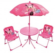 Set de camping Minnie Disney