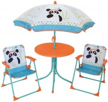 Set de jardin Indian Panda
