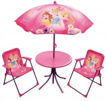 Set de jardin Princesses Disney