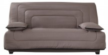 Clic Clac Taupe Matelas Simmons 140 Winter
