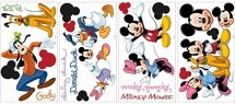 Stickers Mickey et ses amis