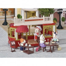SYLVANIAN FAMILIES 6007 Le Tramway
