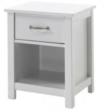 table de chevet enfant bois massif. Black Bedroom Furniture Sets. Home Design Ideas