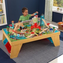 Table de train Aerocity Kidkraft 17554