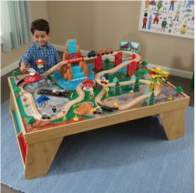 Table et Circuit de train Station KidKraft 18001