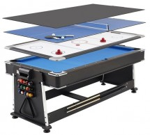 Table multi jeux 7ft Toledo
