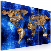 Tableau Golden Continents