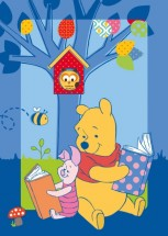 Tapis Winnie L'ourson story