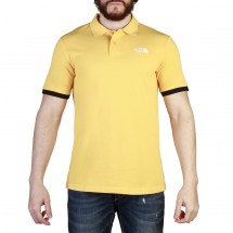 The North Face Polo homme T0CG7170M polo piquet jaune