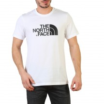 The North Face T-shirt homme T92TX3FN4 ss easy tee tnf white