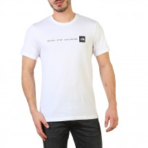 The North Face T-shirt homme T92TX4LA9 ss nse tee tnf white noir