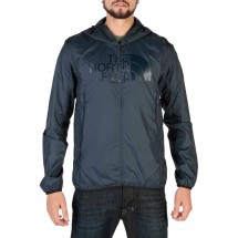 The North Face Veste homme T92WARH2G wind jkt urban bleu