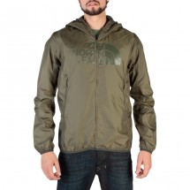 The North Face Veste homme T92WARHCJ wind jkt grape leaf