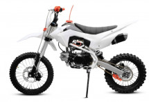 Thunder 125cc V2 17/14 pouces manuel 4 vitesses rouge Dirt bike