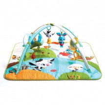 TINY LOVE Tapis Kick N Play Collection Dans La Ferme