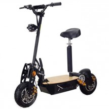 Trottinette électrique 1600W 48V 12AH lithium E-Road