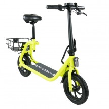 Trottinette électrique mini City Coco jaune 350w