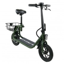 Trottinette électrique mini City Coco kaki 350w