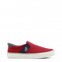 U.S. Polo Basket homme GALAN4129S8 C1 rouge