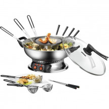 UNOLD 48746 Appareil a fondue chinoise - Inox