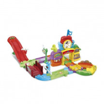 VTECH - Tut Tut Bolides Mickey - Le Circuit Train Interactif de Mickey