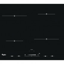 WHIRLPOOL- ACM823NE - Plaque Induction - 4 zones - 7000w - 56x580x510 - Noir
