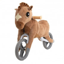 YVOLUTION Draisienne My Buddy Wheels Cheval - Marron