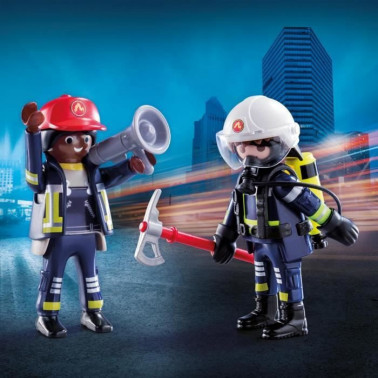 PLAYMOBIL 70081 - Pompiers secouristes - Photo 3