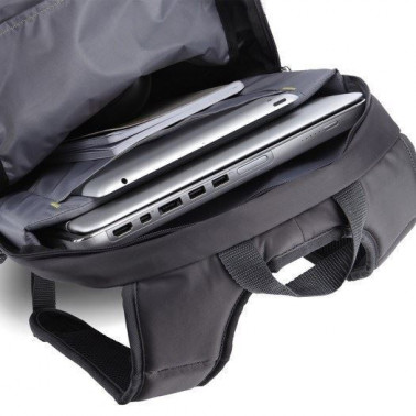 Sac a dos 15,6'' - Case Logic Jaunt Backpack 15,6 - WMBP-115 ANTHRACITE - Photo 3